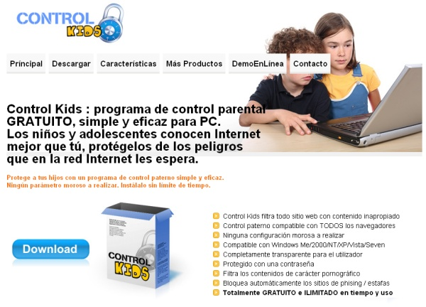 control_kids