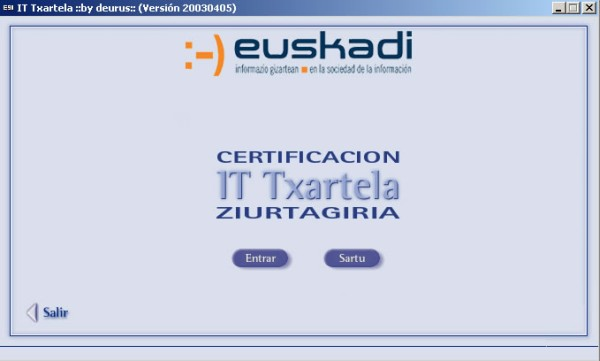IT-Txartela, manuales, exámenes, preguntas y ayuda