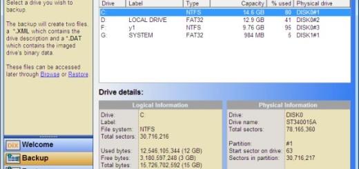 DriveImageXML