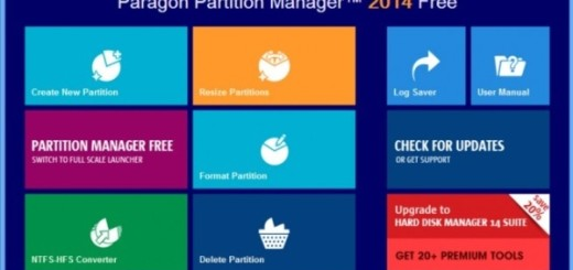 Paragon_partition_manager