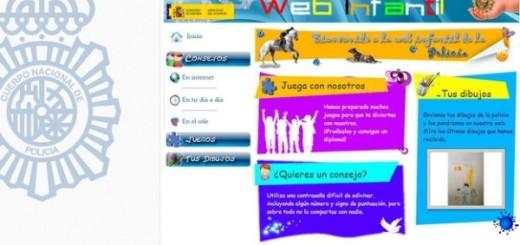 Web_infantil_policia