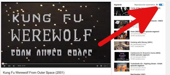 youtube-reproduccion-automática