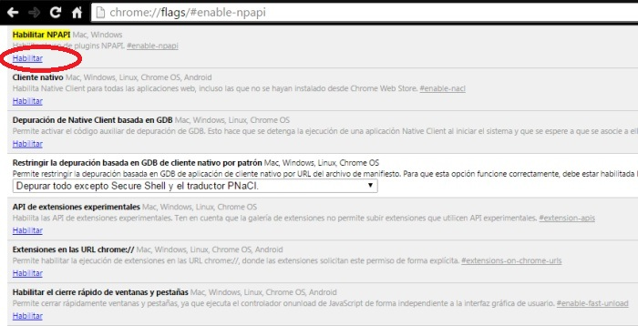 activar-java-chrome