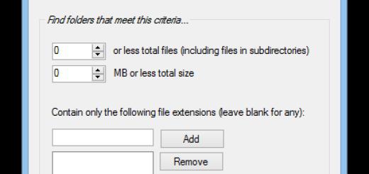Empty-Folder-Finder