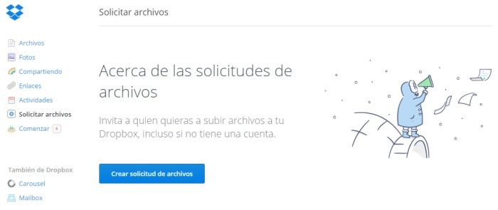 dropbox-solicitar-archivos