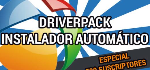 driverspack-instalador-ESPECIAL