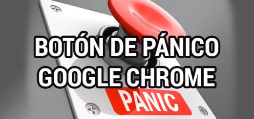 pánico-chrome