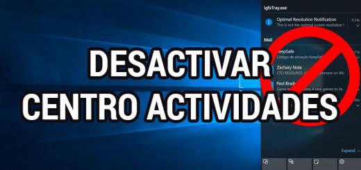 desactivar-centro-actividades