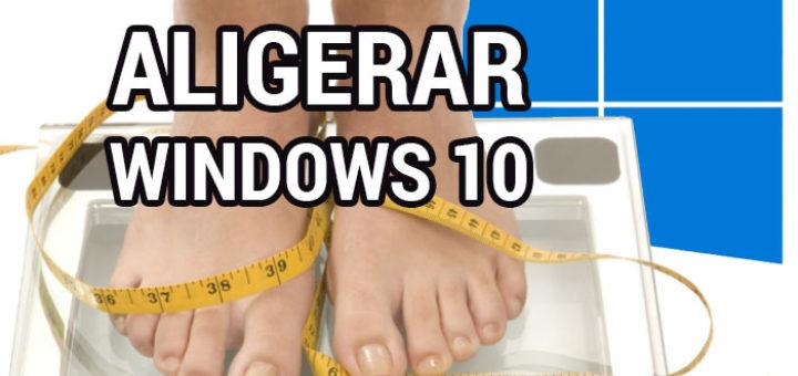 aligerar-windows