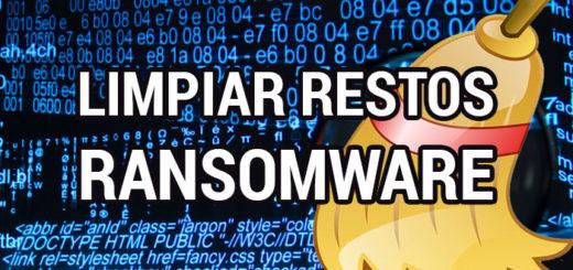 limpiar-restos-ransomware